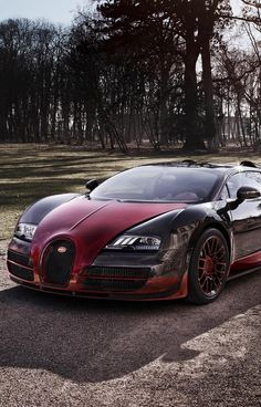 Photographs of the 2015 Bugatti Veyron Grand Sport Vitesse La Finale. An image gallery of the 2015 Bugatti Veyron Grand Sport Vitesse La Finale. Bugatti Veyron, Bugatti Cars, Bugatti 2016, Supercars, Jaguar, Nissan, Mustang, Automobile, Audi
