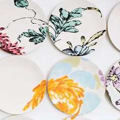 Molly Hatch produces cheerful ceramic designs in her western Massachusetts studio.