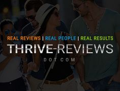 Thrive Reviews #Thrive  https://aggiechick.le-vel.com