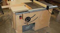 Adventures in Building a Tablesaw - FineWoodworking