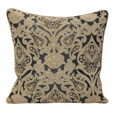 Peacock Geometric Cushion Cover