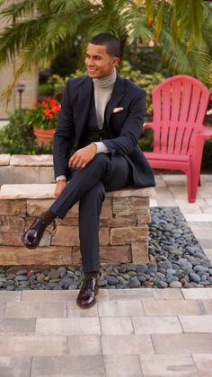 "teachingmensfashion: "" ""Sartorial Elegance"" outfit post is up, go check it out!! http://www.teachingmensfashion.com/the-tmf-look.html """