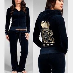 Juicy Couture valor sweat suit Valor sweat suit Juicy Couture bought from store! Size small! Never been worn Juicy Couture Other