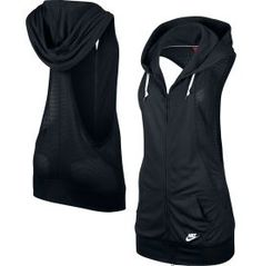 I need this. Asap. Nike Women's Three-D Sleeveless Hoodie - Dick's Sporting Goods