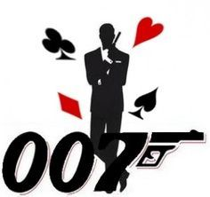 James Bond themed party More