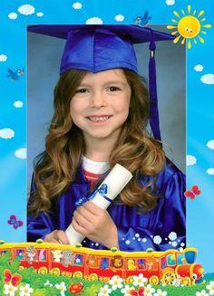Parkers Graduation Picture