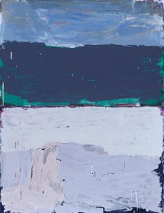 In/Out: Sally Anderson - 'The Washdown and Salvation Jane' Abstract Landscape, Abstract Art, New Farm, Images And Words, Nuno Felting, Australian Artists, Blue Art, Abstract Expressionism, Sally