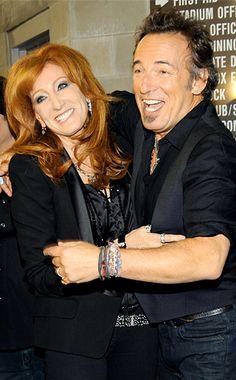 Patti and Bruce
