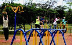 Parque Profª Lydia Natalizio Diogo - Zona Leste - São Paulo