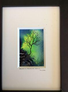 A personal favorite from my Etsy shop https://www.etsy.com/listing/233141923/original-treenie-weenie-breathe-in