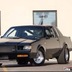 Buick Grand National Grand National Gnx  Buick Grand National National Car American