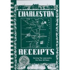 Charleston Receipts was first published in 1950 and is the oldest Junior League cookbook still in print. It contains 750 recipes, Gullah verses, and sketches by Charleston artists. This classic cookbook is a must-have for any collector!