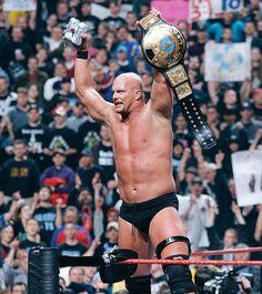 Superstars feiern ihren Gewinn des WWE World Heavyweight Titels: Fotos