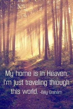 Allwaysbehappy: My home is in Heaven ...