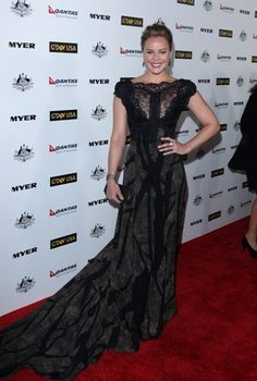 Celebs wow at the GDay USA Black Tie Gala celebrities