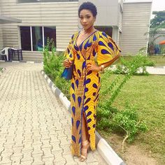 """79 Likes, 10 Comments - Bonguscollection (@bonguscollection) on Instagram: """"Happy Sunday guys.. Beautiful client @ms_majestik rocking bonguscollcetion... you look gorgeous…"""""""