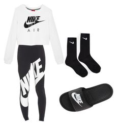 """""""Just do it"""" by foreverde on Polyvore featuring NIKE"""