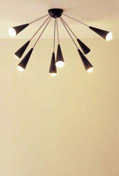 Iluminación Ceiling Lights, Lighting, Home Decor, Home, Homemade Home Decor, Light Fixtures, Ceiling Lamps, Lights, Interior Design