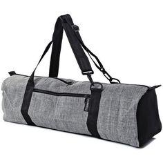 Yoga Bag Gym Tote Backpack Large Sport Grey