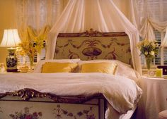 Christina Haire Design & Antiques - traditional - bedroom - dc metro - Christina Haire Interior Design