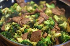 Delicious Beef And Broccoli Made At Home! ~ https://www.southernplate.com