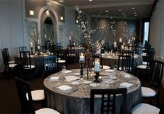 The Private Dining Rooms of Spiaggia - Chicago
