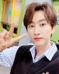 Siwon, Heechul, Eunhyuk, Lee Hyukjae, Super Junior, Asian Men, Crushes, Kpop