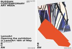 Russian Contemporary Art Week (RCAW) is a new-wave project,... - Indgila