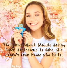 Going to start posting facts!! Usually Kenzie ones but I did a Maddie one because I hear this rumour everywhere!! ALL CREDIT TO ICONS: Instagram/dmicons._
