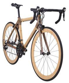 Bamboo bee – bike in bamboo #AllThingsBikes
