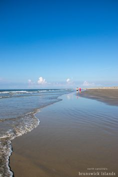 It's a beautiful day to take a stroll on Sunset Beach, located in NC's Brusnwick Islands! Sunset Beach Nc, Visit Nc, Nc Beaches, Beautiful Day, Islands, Tourism, Things To Do, Surfing, Explore