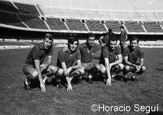 Serrat i el Barça per Horació Seguí.