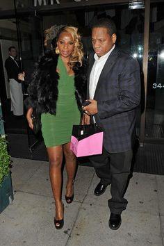 .mary J. & her husband