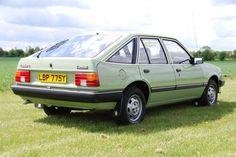 Featured Cars - Vauxhall - Cavalier - 1982 Vauxhall Cavalier 5 Door (ref 1990s Cars, Retro Cars, Cavalier, Old Cars, Chevrolet, Classic Cars, Trucks, Vehicles, Passion