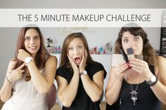 5 Products Challenge avec Roberta (Myrtilla) et Macha - Lexie Blind Test, 5 Minute Makeup, Makeup Challenges, Makeup Videos, Tutorial, About Me Blog, Posts, Beauty, Products
