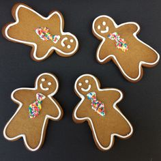 Gingerbread Dads for Fathers Day by Little Pudding