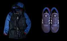 Adidas Originals, Barbour Jacket, Fall Winter 2014, Hiking Boots, Product Launch, Mens Fashion, Sneakers, Collection, Shoes