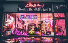 The Londoner » God's Own Junkyard, Soho