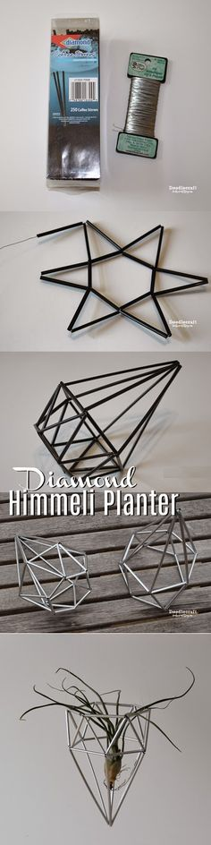 I would use it as a DIY lamp shade for LED lights. DIY Lampenschirmchen im Drahtkorb look. Diy Projects To Try, Craft Projects, Diy And Crafts, Arts And Crafts, Ideias Diy, Home And Deco, Hanging Planters, Hanging Air Plants, Crafty Craft