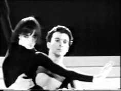 """I'll never stop being obsessed with this. """"In the middle somewhat elevated"""" danced by Sylvie Guillem and Laurent Hilaire"""