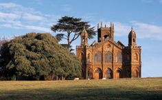 Stay at Gothic Temple, Buckinghamshire, on the grounds of Stowe - a magnificent 18th century garden folly whose rooms are all circular