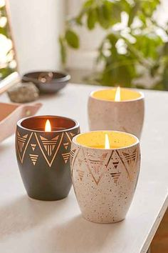 Desert Ceramic Candle - Urban Outfitters #UOonCampus #UOContest
