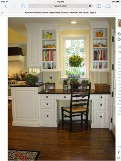 Add A Built In Desk Or Use The Counter Space In Your Sunny Kitchen. This  Delightful Spot Has Wonderful Natural Lighting, Great Storage With The  Built In ... Part 83