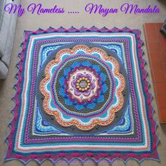 My Nameless ......... - Crystals & Crochet crochet blanket