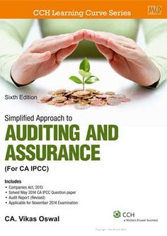 Simplified Approach to Auditing and Assurance (For CA IPCC) Best Price