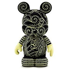 """Vinylmation Urban 7 Series 9"""" Figure -- Curlicues  and so the collecting begins"""