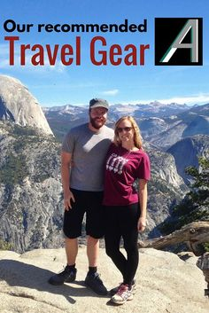 Adoration 4 Adventure's travel gear store with recommendations based on travel gear that we have tried and tested.