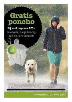 #dierspecialist #dierspecialistmaxime #amersfoort #amersfoortvathorst #winkelcentrumvathorst #gratis #poncho