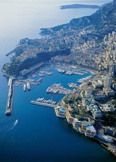 Monte Carlo...such a clean and beautiful place.