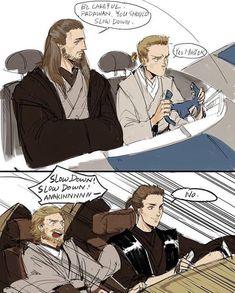 Anakin is me